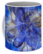 Bella Blue Coffee Mug