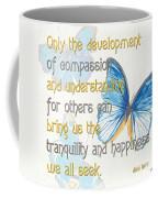 Bella Butterflies 1 Coffee Mug