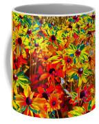 Bella Flora Painting Coffee Mug
