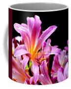 Belladonna Lilies Coffee Mug