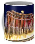 Bellagio Water Show Coffee Mug