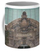 Belle Isle Aquarium Entrance 1 Coffee Mug