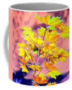 Belles Feuilles D'erable Coffee Mug