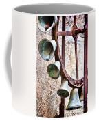 Bells In Sicily Coffee Mug by David Smith