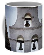 Bells Of Mission San Diego Too Coffee Mug