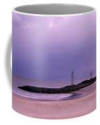 Belmar Inlet On A December Day Coffee Mug