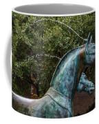 Belmond Charleston Place Horse Fountain Coffee Mug