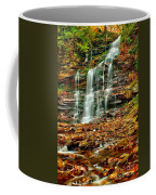 Below Ganoga Falls Coffee Mug