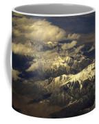 Below The Clouds Coffee Mug