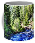 Belt Creek Coffee Mug
