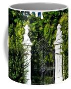 Belvedere Palace Gate Coffee Mug