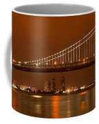 Ben Franklin Bridge Giant Panorama Coffee Mug