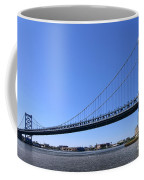 Ben Franklin Bridge Coffee Mug