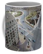 Ben Franklin Parkway Coffee Mug