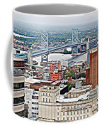 Ben Franklin View Coffee Mug
