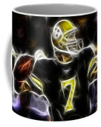 Ben Roethlisberger  - Pittsburg Steelers Coffee Mug