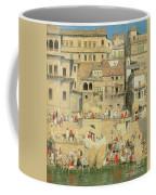 Benares Coffee Mug