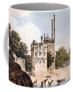 Benares On The Ganges Coffee Mug by William Hodges