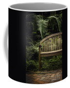 Bench Coffee Mug