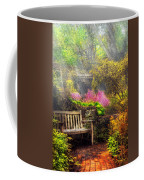 Bench - Tranquility II Coffee Mug