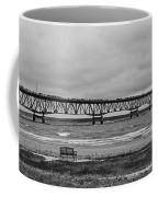 Benches And A Big Mac Coffee Mug