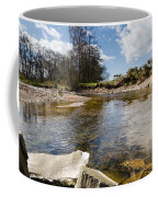 Bend In The Breamish River Coffee Mug