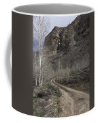 Bend In The Road - Waterfalls Coffee Mug