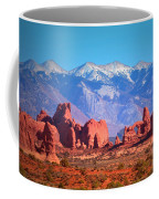 Beneath Blue Skies Coffee Mug
