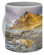 Beneath The Mountain Coffee Mug