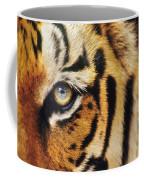 Bengal Tiger Face Coffee Mug
