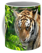 Bengal Tiger Portrait Coffee Mug