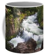 Benham Falls - Oregon Coffee Mug