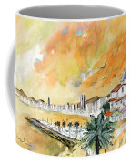 Benidorm Old Town Coffee Mug