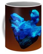 Benitoite Coffee Mug