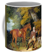 Benjamin Bond Hopkins, Before 1791 Coffee Mug