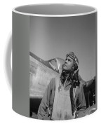 Benjamin Davis - Ww2 Tuskegee Airmen Coffee Mug