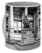 Benjamin Franklin Statue Philadelphia Coffee Mug