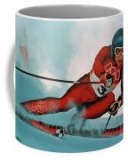 Benjamin Raich Coffee Mug by Paul Meijering