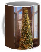 Benson Towers - Fleur De Lis Tree - New Orleans La Coffee Mug