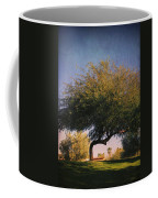 Bent But Not Broken Coffee Mug by Laurie Search
