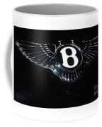 Bentley Logo Hood Ornament #  2 Coffee Mug