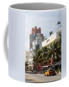 Bentley Hotel Miami Coffee Mug