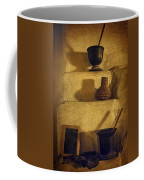 Bent's Old Fort Kitchen Fireplace Coffee Mug