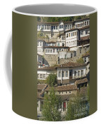 Berat Old Town In Albania Coffee Mug