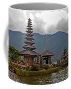 Beratan Island Temple Coffee Mug