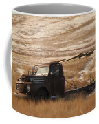 Bereft On The Plains Coffee Mug