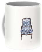 Bergere Coffee Mug by Jazmin Angeles