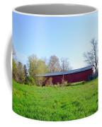 Berks County - Griesemer's Covered Bridge Coffee Mug
