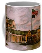 Berks County Jail Main Entrance Coffee Mug