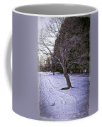 Berkshires Winter 2 - Massachusetts Coffee Mug
